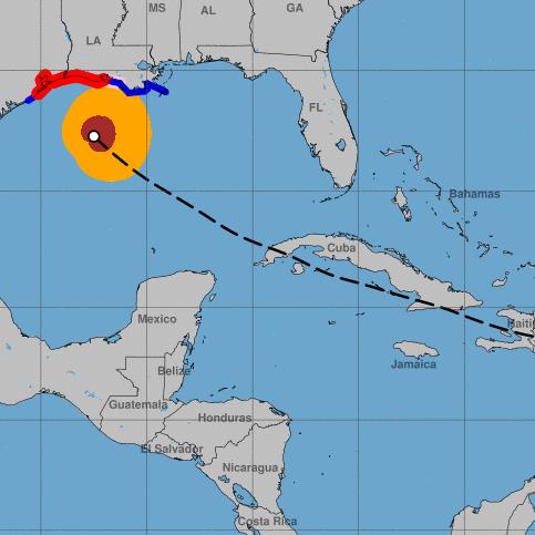 Diario Frontera, Frontera Digital,  HURACÁN LAURA, Internacionales, ,Miles de personas evacúan costa de EEUU por huracán Laura