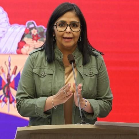 Diario Frontera, Frontera Digital,  DELCY RODRÍGUEZ, Nacionales, ,Delcy Rodríguez confirmó  820 nuevos casos y 6 decesos por Covid-19 en el país