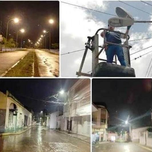 Diario Frontera, Frontera Digital,  LUMINARIAS, Regionales, ,Se sustituyeron más de medio millar de luminarias  en el centro de Mérida
