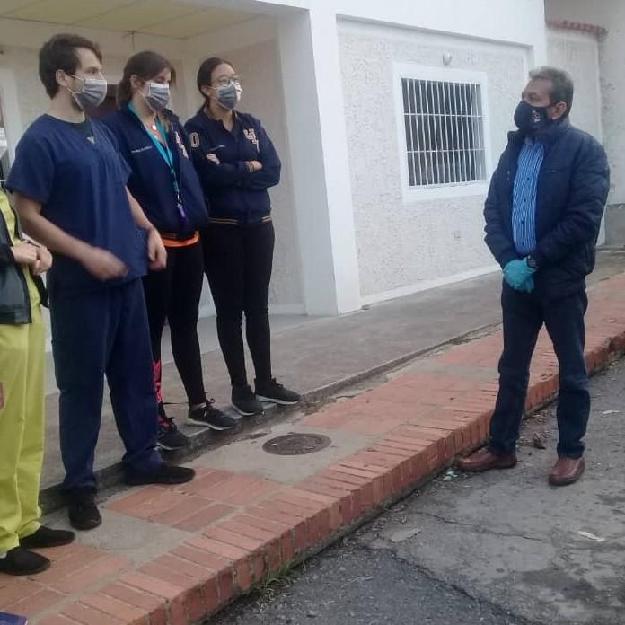"""Diario Frontera, Frontera Digital,  HOSPITAL DE BAILADORES, Mocoties, ,Hospital I """"Aida de Montilva"""" de Bailadores cuenta con nueva directiva"""