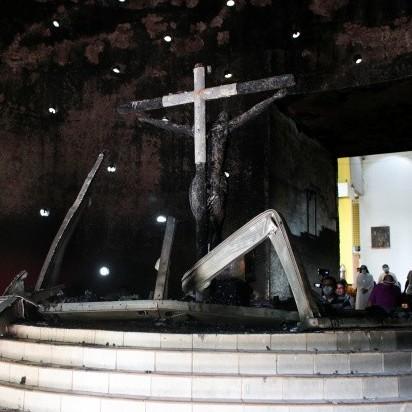 Diario Frontera, Frontera Digital,  PAPA FRANCISCO, Internacionales, ,El papa Francisco expresó su cercanía a nicaragüenses  tras ataque a catedral de Managua