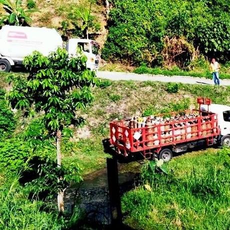 Diario Frontera, Frontera Digital,  NEVADO GAS, PÁRAMO MERIDEÑO, Regionales, ,Nevado Gas atendió a más de 5000 familias en el Páramo merideño
