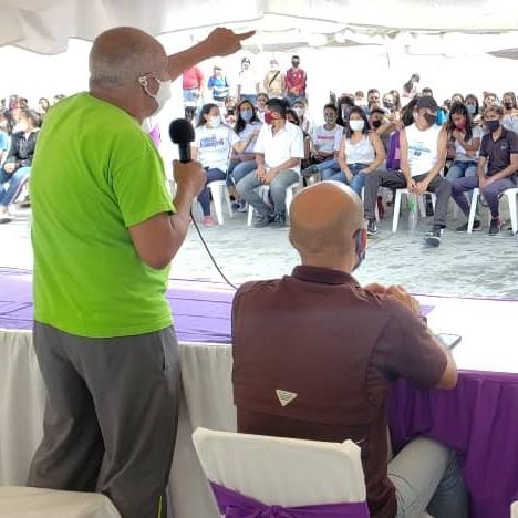 Diario Frontera, Frontera Digital,  MUNICIPIO CAMPO ELÍAS, Regionales, ,JURAMENTADA EN CAMPO ELÍAS  LA MISIÓN CHAMBA JUVENIL TRAS SU RELANZAMIENTO
