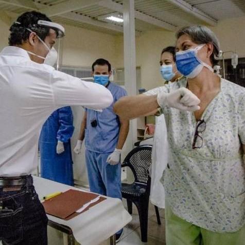Diario Frontera, Frontera Digital,  JUAN GUAIDÓ, Salud, ,Guaidó entrega insumos a personal de salud