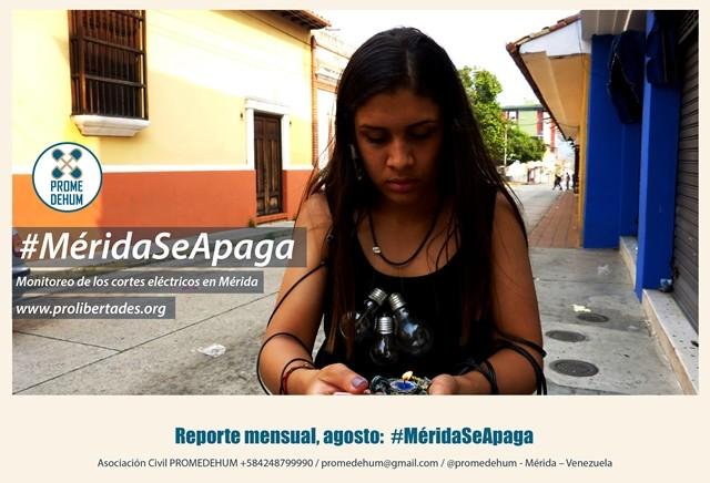 Diario Frontera, Frontera Digital,  PROMEDEHUM, Regionales, ,Mérida estuvo más de 142 horas sin electricidad en agosto