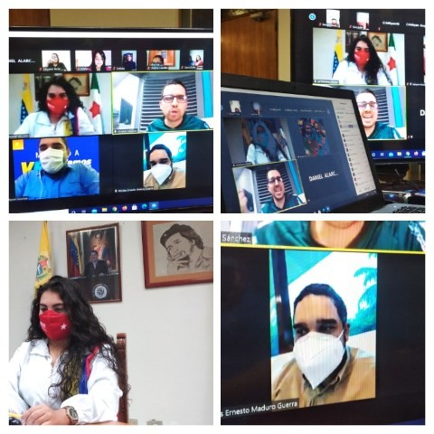 Diario Frontera, Frontera Digital,  COMANDO DARÍO VIVAS, PSUV, Politica, ,Juventud merideña tendrá su vocería en la AN con los candidatos de la patria