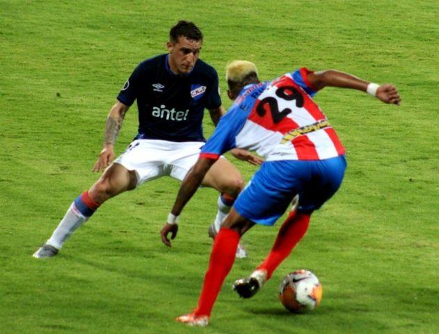 Diario Frontera, Frontera Digital,  EM F.C., Deportes, ,Estudiantes cayó ante Nacional en la Copa Libertadores