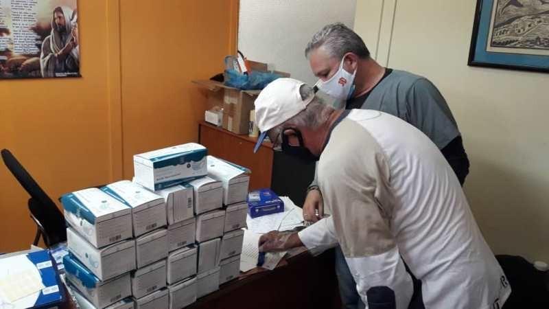 Diario Frontera, Frontera Digital,  HOSPITAL II SAN JOSÉ, TOVAR, Mocoties, ,Hospital II San José de Tovar recibió donativo de tovareños residentes en España