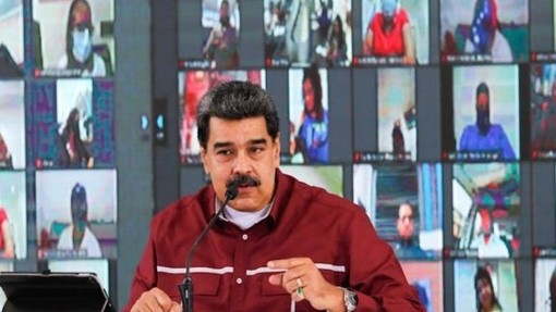 http://www.fronteradigital.com.ve/Nicolás Maduro reitera llamado  a la UE para los comicios del 6D