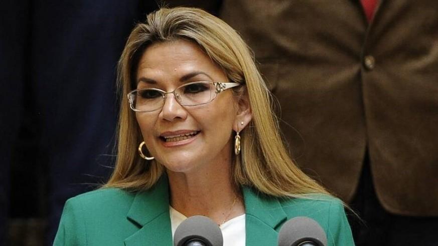"""http://www.fronteradigital.com.ve/Jeanine Áñez anunció que baja su candidatura de las elecciones presidenciales de Bolivia:  """"Si no nos unimos, vuelve Morales"""""""