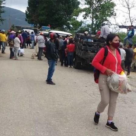 Diario Frontera, Frontera Digital,  CONCEJO MUNICIPAL DEL LIBERTADOR, Regionales, ,Más de 1200 familias recibieron  combos alimenticios en El Morro y Los Nevados