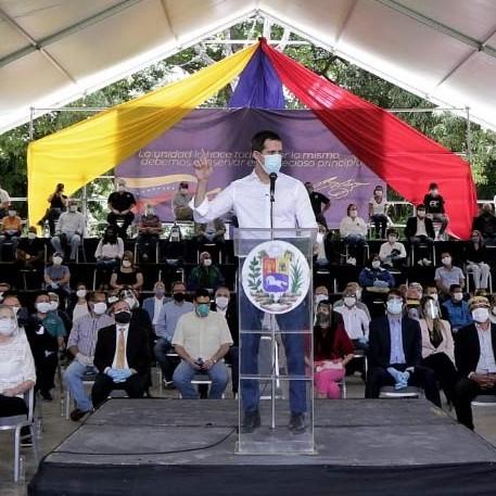 Diario Frontera, Frontera Digital,  JUAN GUAIDÓ, Politica, ,Guaidó presentó pacto unitario opositor