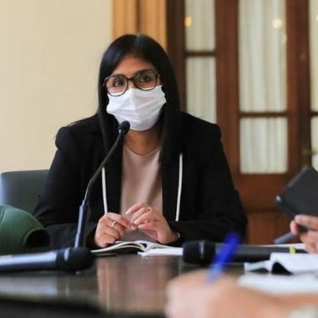 Diario Frontera, Frontera Digital,  DCELCY RODRÍGUEZ, Nacionales, ,Maduro designa a Delcy Rodríguez  como ministra encargada de Economía y Finanzas