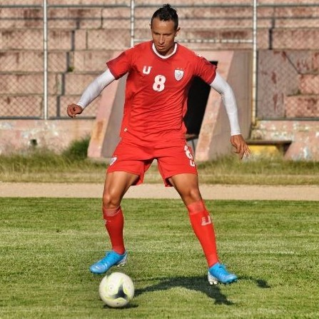 """Diario Frontera, Frontera Digital,  EMFC, Deportes, ,Yorwin Lobo: """"Iniciamos esta última semana antes del partido  que tanto hemos esperado con una gran motivación"""""""