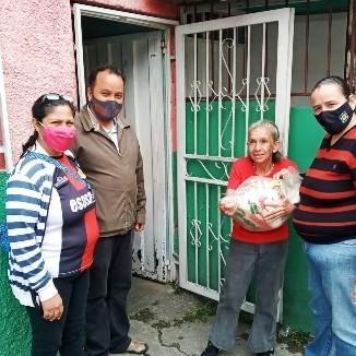 Diario Frontera, Frontera Digital,  CÁMARA MUNICIPAL DEL LIBERTADOR, Regionales, ,Ediles de la Patria en Mérida continúan apoyando  entrega alimentos  en comunidades