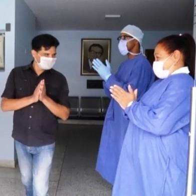 """Diario Frontera, Frontera Digital,  PACIENTE DE COVID-19, Salud, ,Paciente COVID-19 recuperado en Mérida: """"Entré pensando en la muerte,  pero Dios me dio una segunda oportunidad"""""""