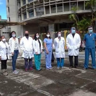 Diario Frontera, Frontera Digital,  IAHULA, Salud, ,Médicos del hospital centinela exponen carencias para atender pacientes con COVID-19