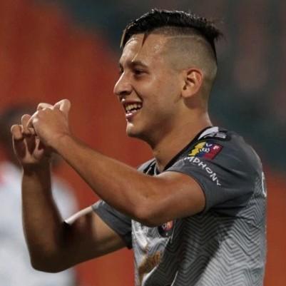 Frontera Digital,  CARACAS F.C., Deportes,  Anderson Contreras lideró monumental triunfo  del Caracas FC ante Deportivo Independiente de Medellín