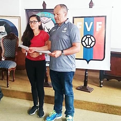Diario Frontera, Frontera Digital,  ASOFÚTBOL MÉRIDA, Deportes, ,El viernes arranca Clínica Virtual Internacional de Fútbol Sala