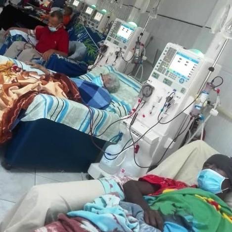 Frontera Digital,  CLEBM, Salud,  RECUPERARON 17 UNIDADES DE DIÁLISIS EN EL ESTADO MÉRIDA