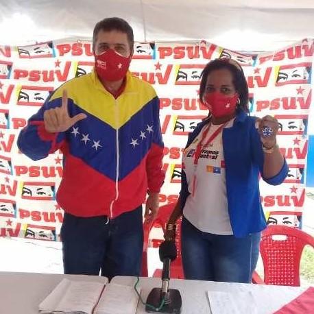 Diario Frontera, Frontera Digital,  RAMÓN LOBO, PSUV, Panamericana, ,LOBO: RESCATAREMOS LA SOBERANÍA VENEZOLANA  A TRAVÉS DE LA NUEVA AN REVOLUCIONARIA