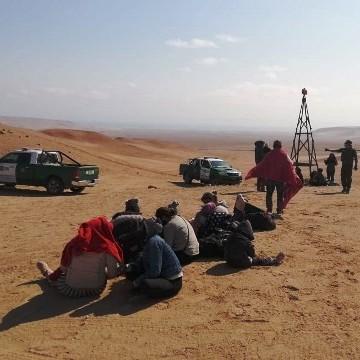 Diario Frontera, Frontera Digital,  VENEZOLANOS, Internacionales, ,Encuentran a 23 venezolanos varados en desierto de Chile