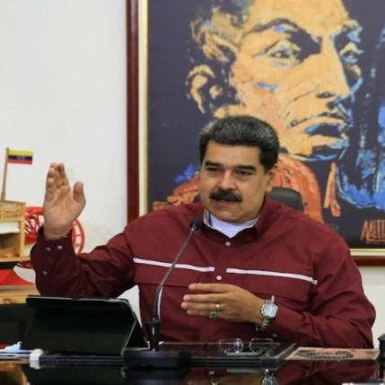 Diario Frontera, Frontera Digital,  NICOLÁS MADURO, Nacionales, ,Maduro pide alerta máxima para «garantizar la paz y las elecciones»