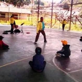 Diario Frontera, Frontera Digital,  COMEDIANTES DE MÉRIDA, Páramo, ,La Fundación Comediantes de Mérida presentó  ciclo de cuentos infantiles en comunidades de Rangel