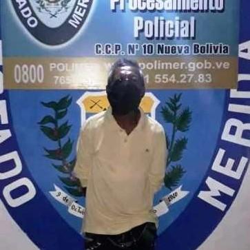Diario Frontera, Frontera Digital,  NUEVA BOLIVIA, Sucesos, ,POLICÍA APREHENDIÓ A UN CIUDADANO  POR MICRO TRÁFICO EN NUEVA BOLIVIA