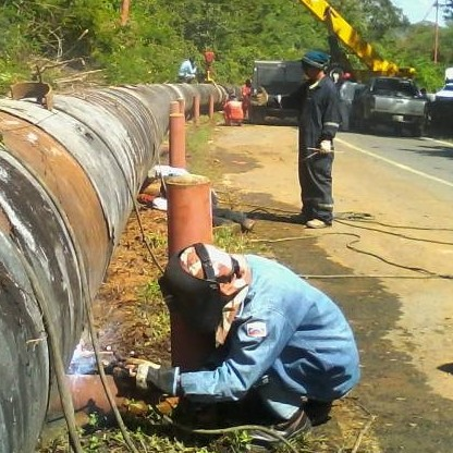 Diario Frontera, Frontera Digital,  TUBERÍA, Nacionales, ,Pdvsa reparó tubería afectada en la Costa Oriental del Lago