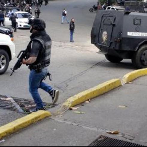 Diario Frontera, Frontera Digital,  TIROTEO, Sucesos, ,Tiroteo en la Cota 905  sacude mañana caraqueña este martes