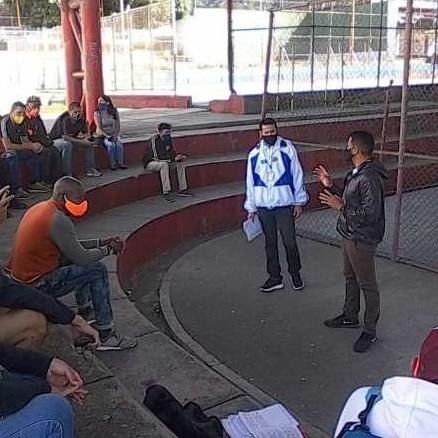 Diario Frontera, Frontera Digital,  MEDIDAS DE BIOSEGURIDAD, CAMPO ELÍAS, EJIDO, SIMÓN FIUGEROA, Deportes, ,EN CAMPO ELÍAS EXHORTAN A ATLETAS Y ENTRENADORES A  CUMPLIR  CON MEDIDAS DE BIOSEGURIDAD ANTE PROPAGACIÓN DE LA COVID 19