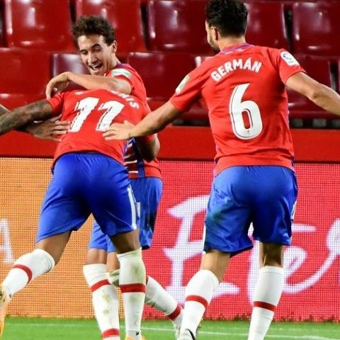 Diario Frontera, Frontera Digital,  GRANADA, MACHÍS, Deportes, ,El Granada venció 2-0 al Lokomotiv Tiflis