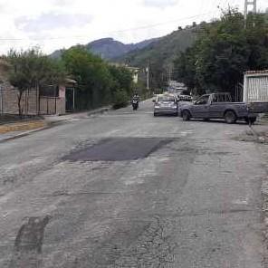 Diario Frontera, Frontera Digital,  asfalto en campo elías, ejido, simón pablo figueroa, Regionales, ,31 TONELADAS DE ASFALTO  FUERON VACIADAS EN LA VÍA A EL SALADO DE EJIDO