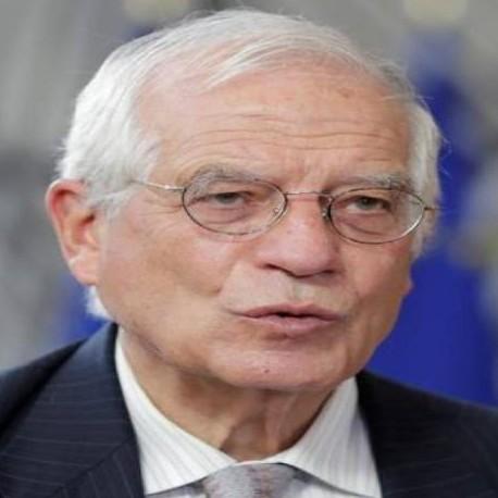 Diario Frontera, Frontera Digital,  UNIÓN EUROPEA, Internacionales, ,Borrell aclara que la misión  a Caracas no cambia política de la UE