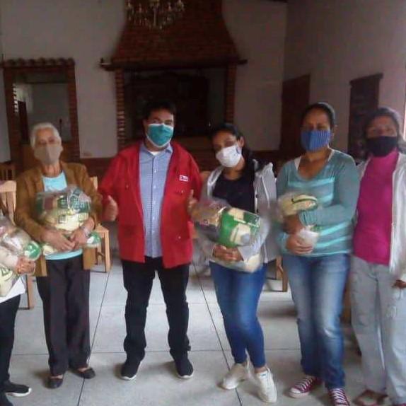 Frontera Digital,  MUNICIPIO RANGEL, Páramo,  Alcalde René Barrios premia el trabajo  de la vanguardia revolucionaria del Páramo merideño