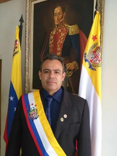 """Diario Frontera, Frontera Digital,  ALCALDE DE TOVAR, Mocoties, ,Alcalde de Tovar: """"Rechazamos los términos pobres  del nuevo presidente del Concejo Municipal contra mi persona, mi gestión"""""""