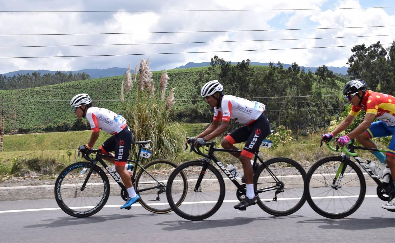 Diario Frontera, Frontera Digital,  VUELTA AL TÁCHIRA, Deportes, ,Anderson Paredes lleva al Team Best PC  al podio de la sexta etapa en la Vuelta al Táchira