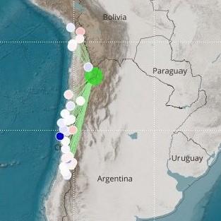 Diario Frontera, Frontera Digital,  SISMO EN ARGENTINA, Internacionales, ,Terremoto de magnitud 6,1 sacude noroeste de Argentina