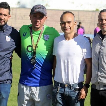 "Diario Frontera, Frontera Digital,  ESTUDIANTES DE MÉRIDA F.C., Deportes, ,Christian Toni: "" La meta de esta temporada es conquistar la estrella"""