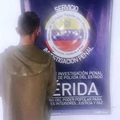 Diario Frontera, Frontera Digital,  DETENIDO POR ROBO AGRAVADO, Sucesos, ,CIUDADANO APREHENDIDO POR ORDEN JUDICIAL POR ROBO AGRAVADO EN  LIBERTADOR