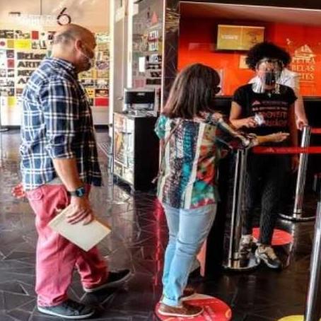 Diario Frontera, Frontera Digital,  CINES, NUEVA NORMALIDAD, Nacionales, ,La protocolos y medidas que aplicarán los cines en la «nueva normalidad»