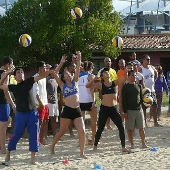 Diario Frontera, Frontera Digital,  voleibol de arena, Deportes, ,El voleibol de arena espera volver muy pronto a la cancha de Zumba