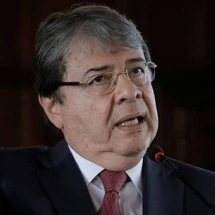 Diario Frontera, Frontera Digital,  CARLOS HOLMES TRUJILLO, Internacionales, ,Murió ministro de la Defensa de Colombia:   Carlos Holmes Trujillo por coronavirus