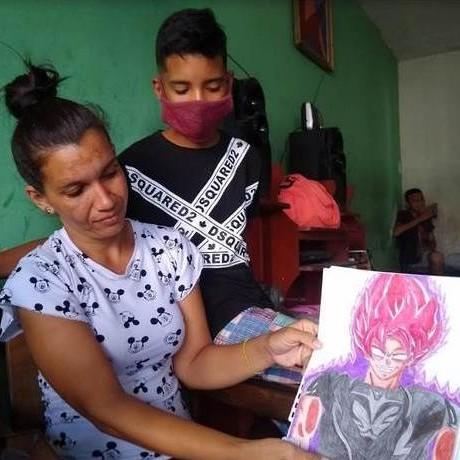 Diario Frontera, Frontera Digital,  SAMUEL, Nacionales, ,La historia de Samuel, el niño que vende sus dibujos por Twitter