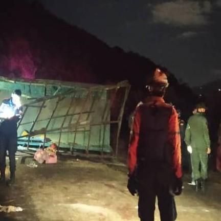 Diario Frontera, Frontera Digital,  ACCIDENTE EN LA FRONTERA, Sucesos, ,A 10 ascendió la cifra de fallecidos por accidente en Táchira