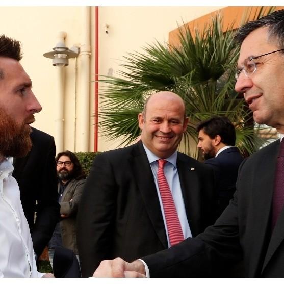 Diario Frontera, Frontera Digital,  LEO MESSI, DIRECTIVA DEL FC BARCELONA, Deportes, ,Los abogados de Messi estudian demandar a Bartomeu, Tusquets y Grau