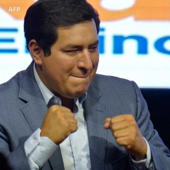 Diario Frontera, Frontera Digital,  ELECCIONES EN ECUADOR, Internacionales, ,Ecuador a segunda vuelta presidencial