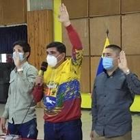 Diario Frontera, Frontera Digital,  JÓVENES POR LA PATRIA, Politica, ,Jóvenes merideños  revolucionarios juraron lealtad e inclusión