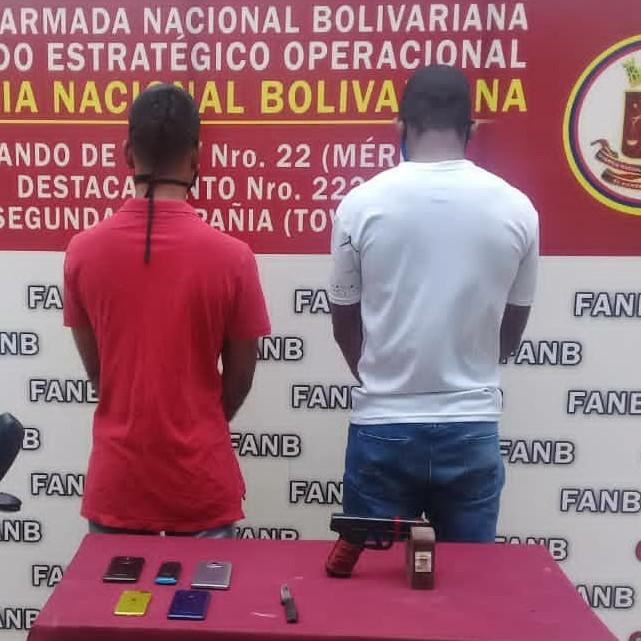 Diario Frontera, Frontera Digital,  CAYERON LOS GUAJIROS, Sucesos, ,GNB desmanteló banda Los Guajiros en Tovar